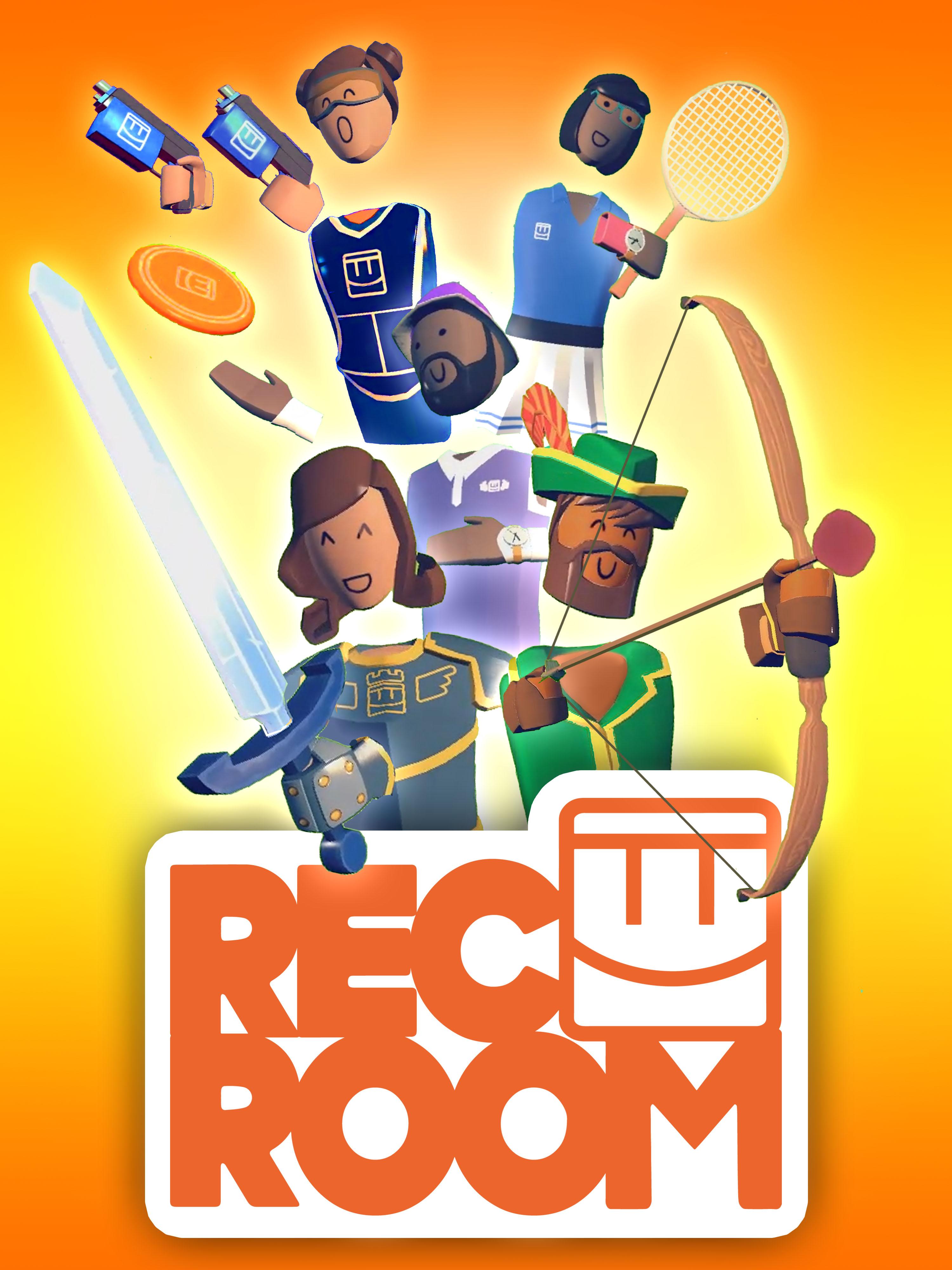 Rec Room - Twitch