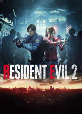 Resident Evil 2 Remake (working title)