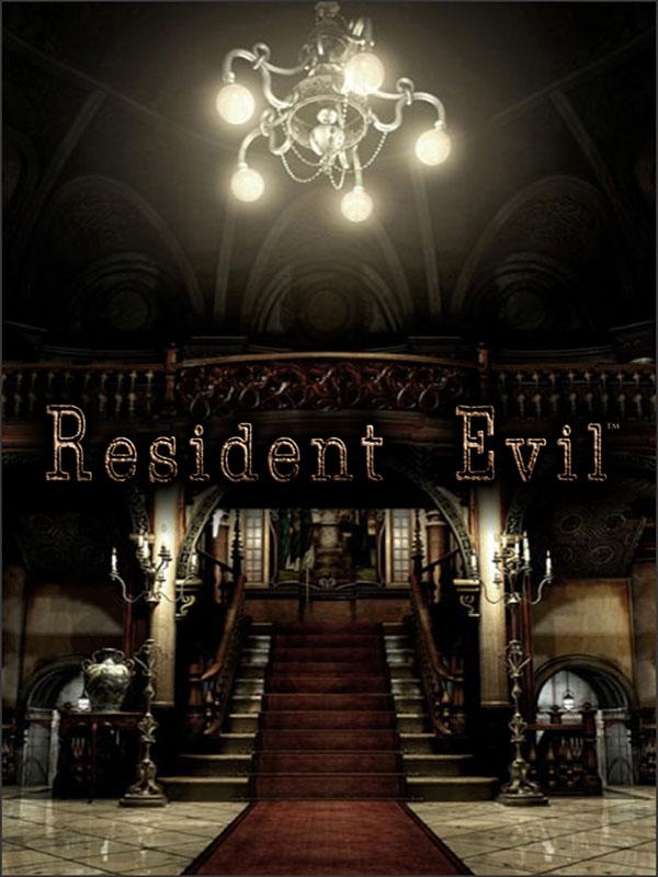 Game: Resident Evil HD Remaster