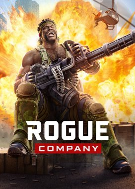 Rogue Company Game Cover