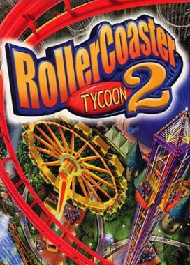 RollerCoaster Tycoon 2 Game Cover