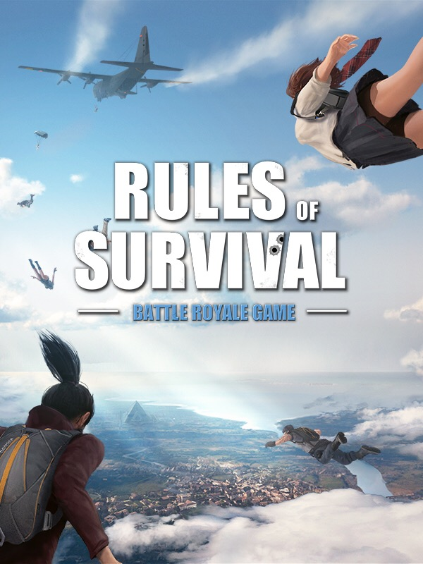rules of survival installer for pc