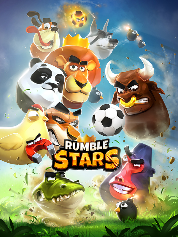 Rumble Stars Soccer - Twitch