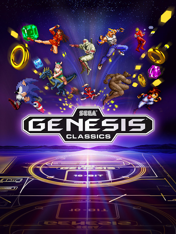 SEGA Mega Drive & Genesis Classics Videos and Highlights - Twitch