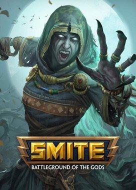 SMITE Game Cover