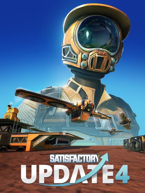 Game: Satisfactory