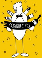 View stats for Scribble It!