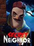 Twitch Streamers Unite - Secret Neighbor Box Art