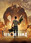 Twitch Streamers Unite - Serious Sam 4 Box Art