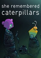 View stats for She Remembered Caterpillars