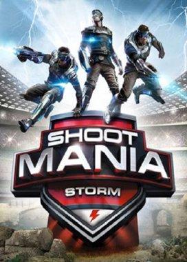 ShootMania Storm Game Cover