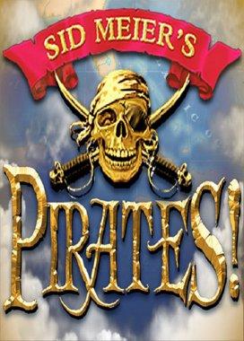 Sid Meier's Pirates! logo