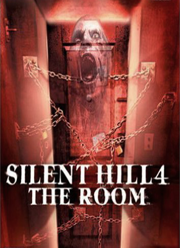 silent hill 4 the room