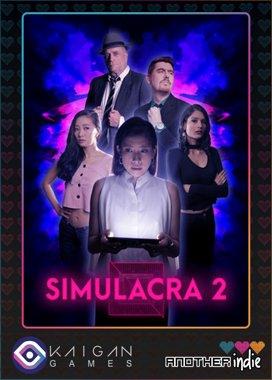 Box art hry Simulacra 2