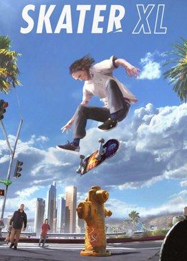 Skater XL Game Cover