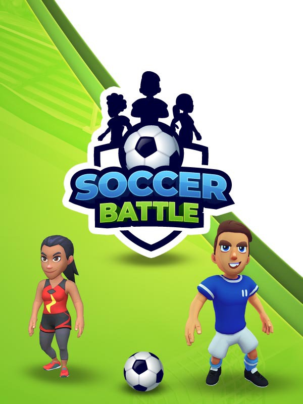 Soccer Battle - PvP Football - Twitch