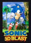 Twitch Streamers Unite - Sonic 3D Blast Box Art