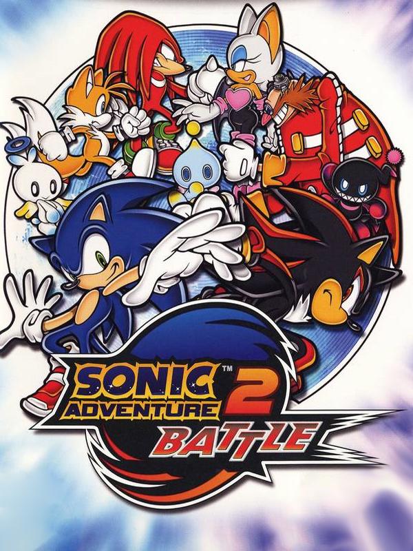 sonic adventure 2 battle twitch