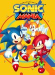 Twitch Streamers Unite - Sonic Mania Box Art