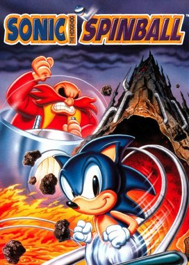 Sonic the Hedgehog: Spinball
