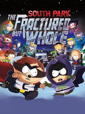 South Park: The Fractured But Whole-forsidebillede