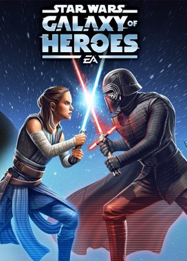 Star Wars: Galaxy of Heroes | Most Viewed - Month | LivestreamClips