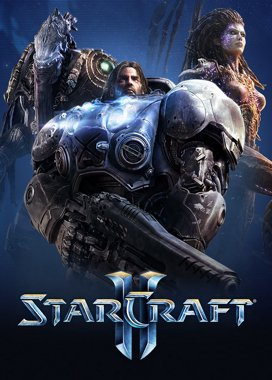Clips of StarCraft II