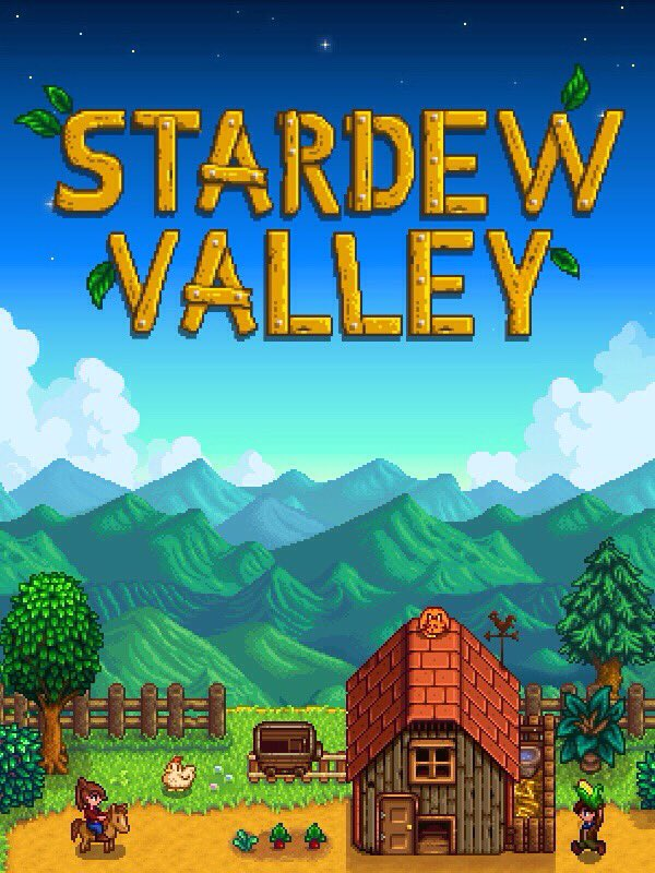 Stardew Valley - Twitch