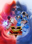 Twitch Streamers Unite - Street Fighter V Box Art