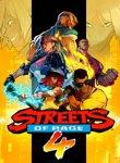Twitch Streamers Unite - Streets of Rage 4 Box Art