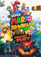 View stats for Super Mario 3D World + Bowser's Fury