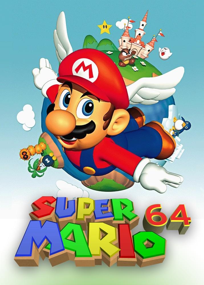 Super Mario 64 - Twitch