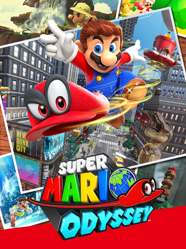 Super Mario Odyssey - Twitch