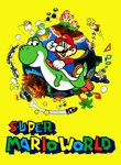 Twitch Streamers Unite - Super Mario World Box Art