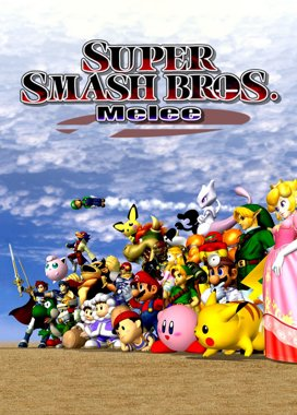 Clips of Super Smash Bros. Melee