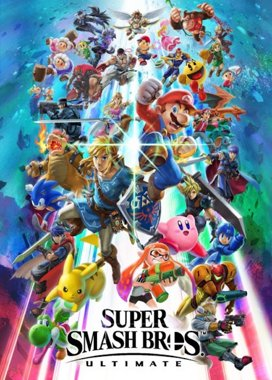 Clips of Super Smash Bros. Ultimate