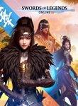 Twitch Streamers Unite - Swords of Legends Online Box Art