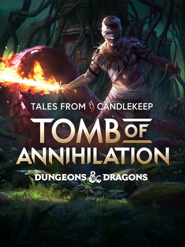 tales from candlekeep