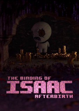 The Binding of Isaac: Afterbirth logo