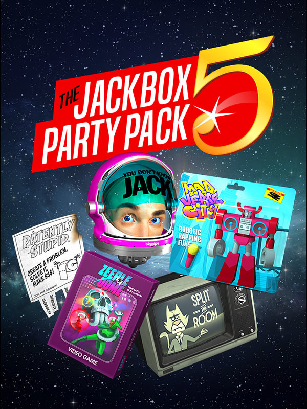 Game: The Jackbox Party Pack 5