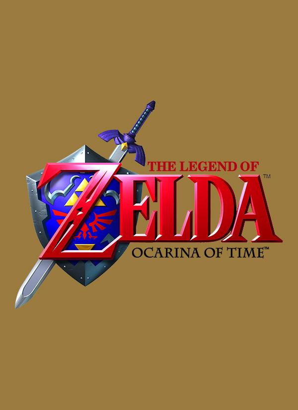 Game: The Legend of Zelda: Ocarina of Time