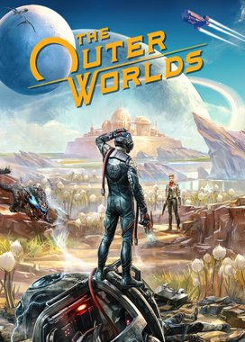 Box art hry The Outer Worlds