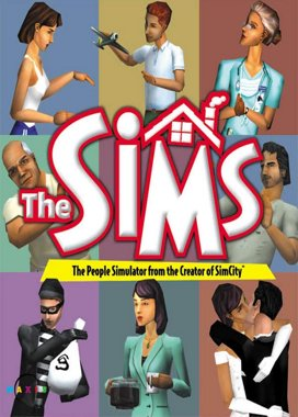 The Sims Game Cover