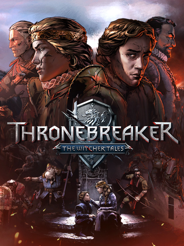 thronebreaker the witcher tales twitch