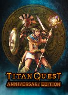 View stats for Titan Quest