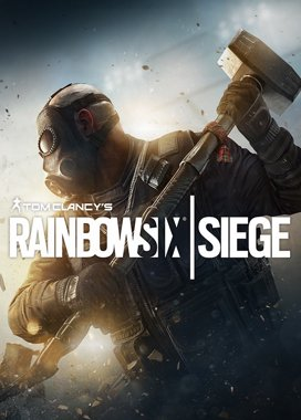 Tom Clancy's Rainbow Six: Siege logo