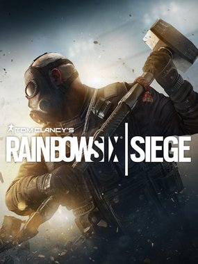 Tom Clancy's Rainbow Six: Siege-forsidebillede