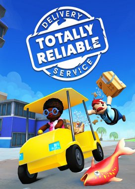 Totally Reliable Delivery Service Game Cover