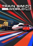 Twitch Streamers Unite - Train Sim World 2 Box Art
