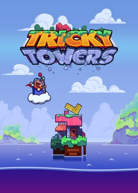 Tricky Towers logo